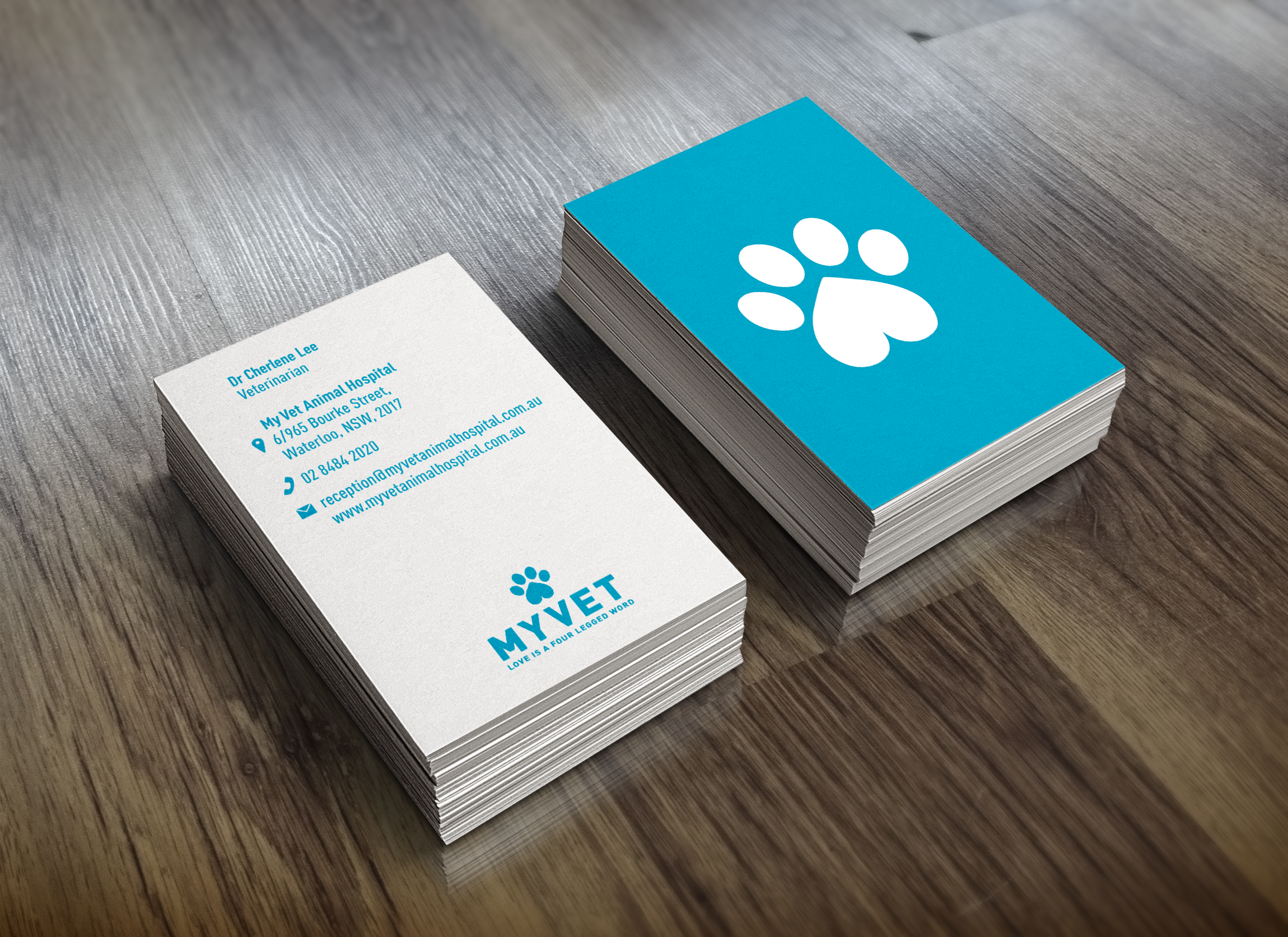 IBS Cards - A Logo Worth Looking At