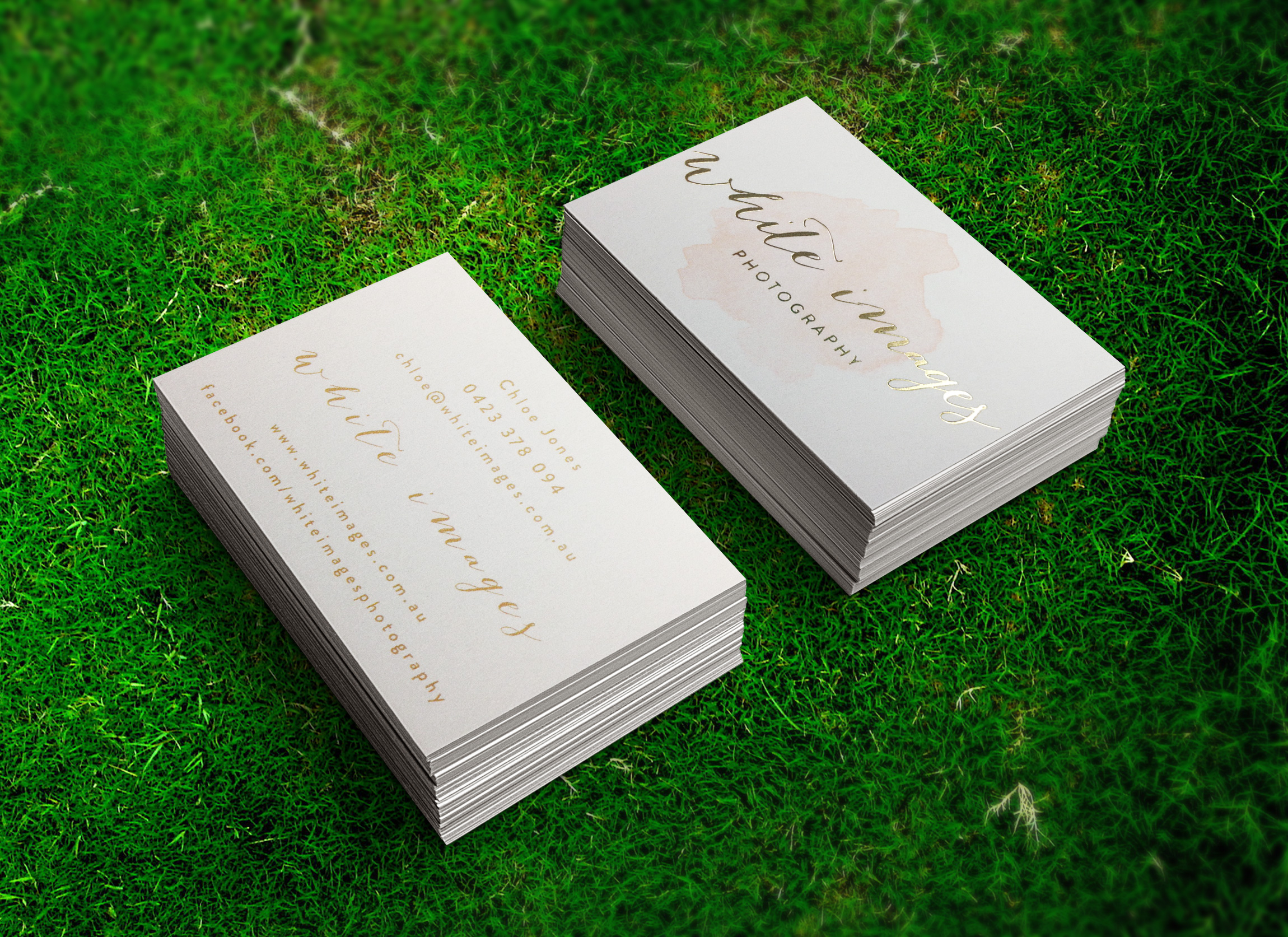 Ibs cards an incredibly elegant business card the gold foil on the front was complimented by a gold coloured ink on the back keeping the design simple and effective we love it we love it we love it colourmoves